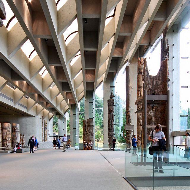Museum of Anthropology - Arthur Erickson
