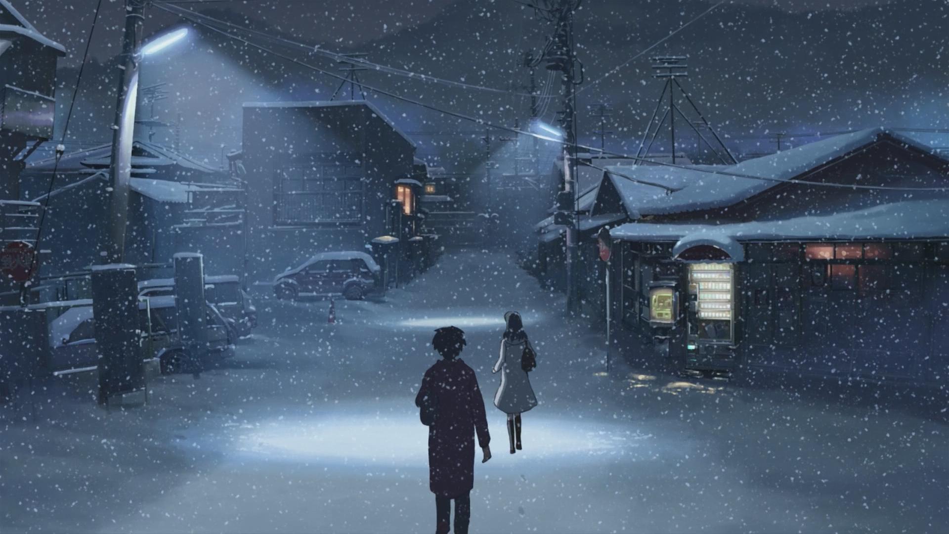 More Discrete Anime Wallpapers Imgur Anime Wallpaper Winter Wallpaper Hd Anime Backgrounds Wallpapers