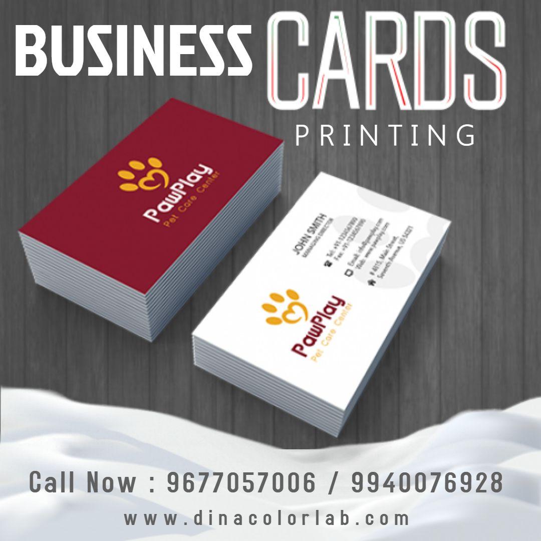 Print Business Cards Chennai Printing Business Cards Visiting Card Printing Printed Cards