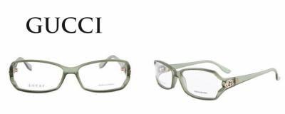 Gucci Oprawki Do Okularow Damskie Markowe Gucci Cat Eye Glass Square Glass
