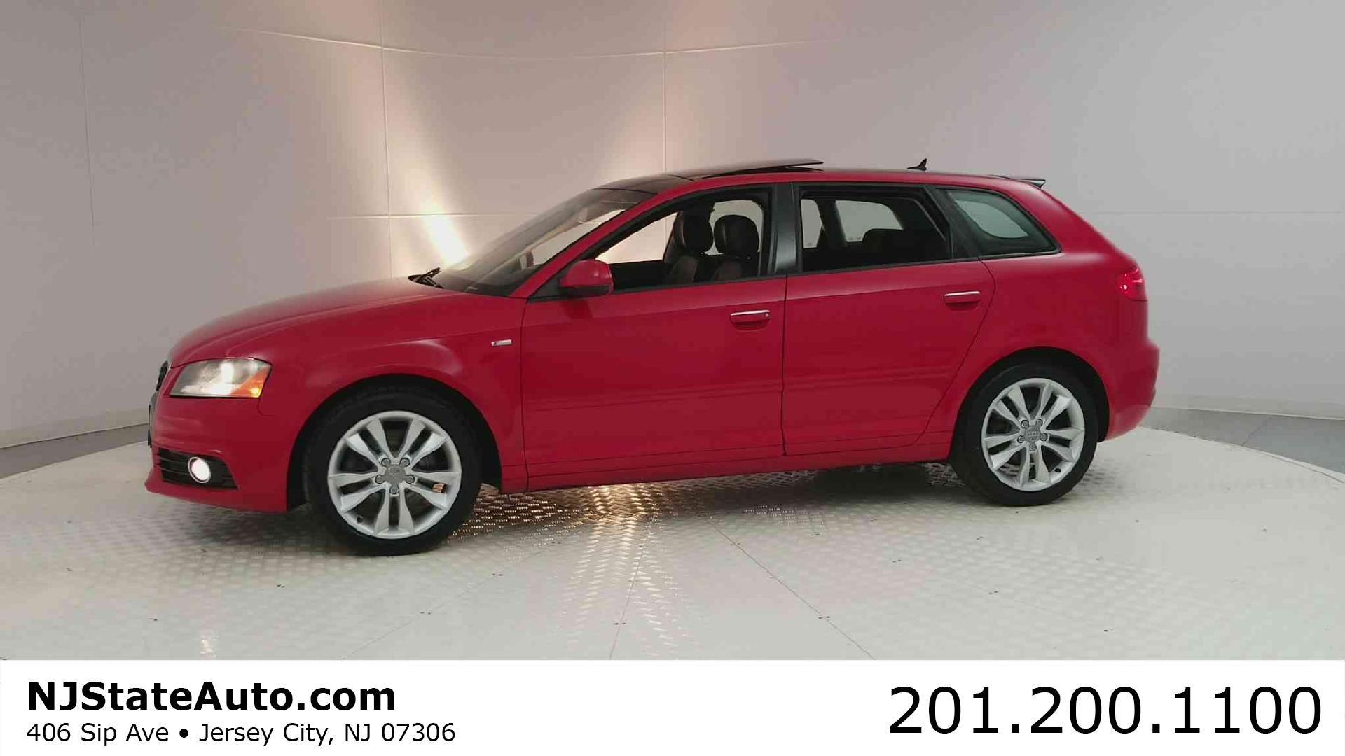 2011 Audi A3 4dr Hatchback S tronic FrontTrak 2 0T Premium