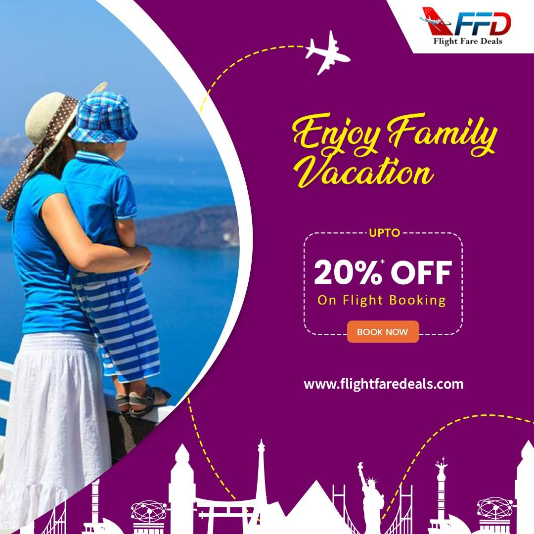 Get the best deal on airline ticket reservations to