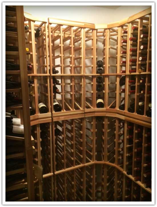 Wci Wine Rack Kits Making Diy Cellar Projects