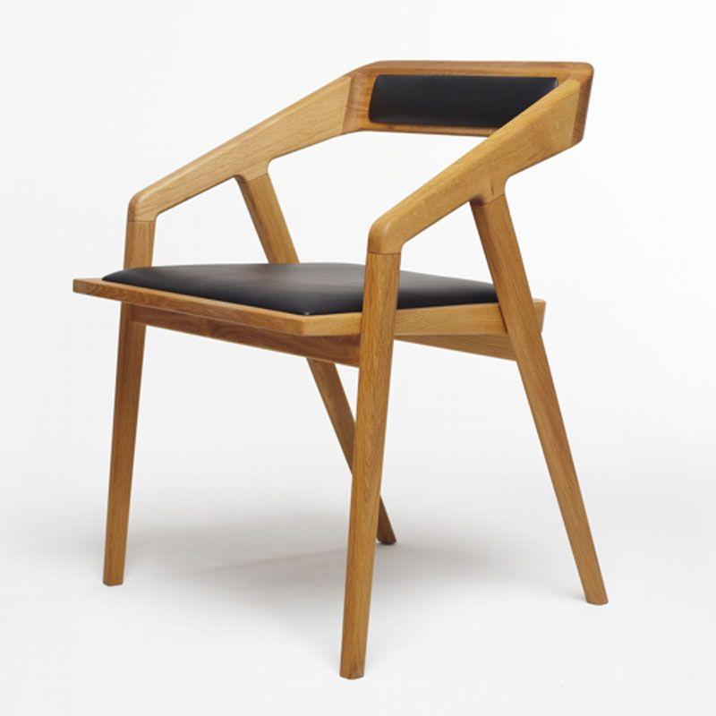 Home Furniture Design of Katakana Occasional Chair by Dare Studio