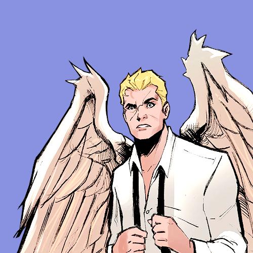 Lucifer Morningstar Dc Comics: Lucifer Morningstar In Lucifer #2 (2016)