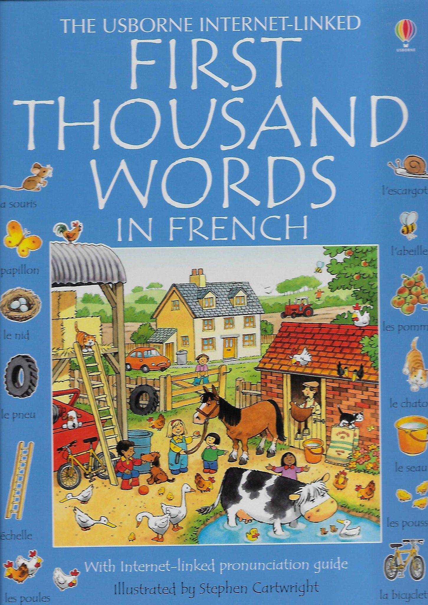 First Thousand Words French