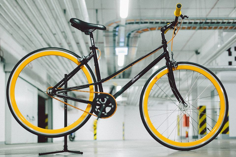 #fajna_rama #fajnarama #fixielovers #fixieporn #fixergear #fixie #bikelovers #bike #bikes #bicycles #vintage #oldbike #onegear #singlespeed #custome #restore #steel #frame #3city #gdansk