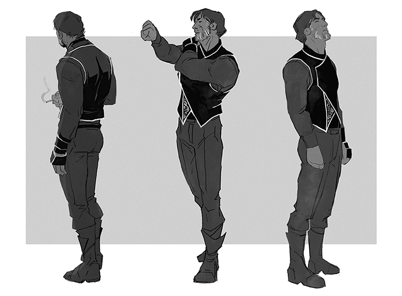 COUPLE OF KOOKS Character design male, Character design