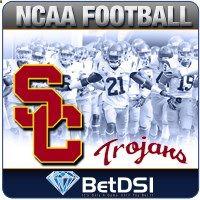 USC Trojans College Football Betting Lines 2014🏈 National Championship Odds: 46-1✌ www.betdsi.com/...