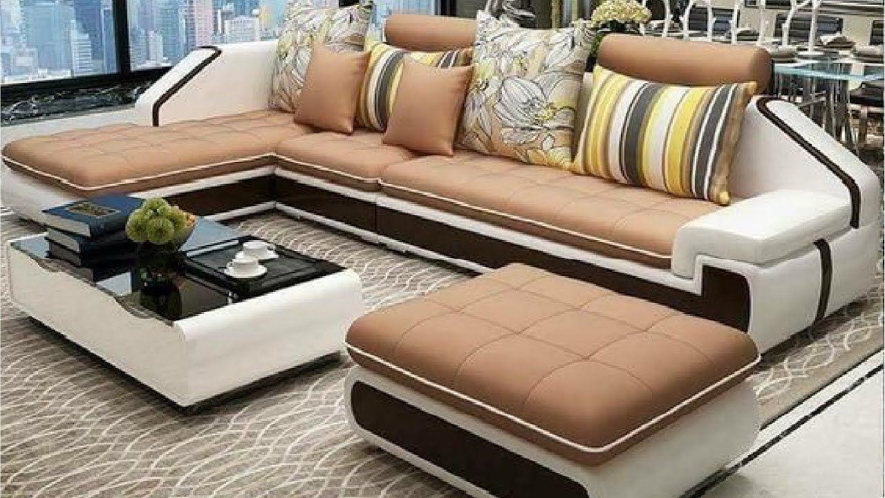 100 Corner Sofa Set Design Ideas For Modern Living Room Decor 2020 In 2020 Living Room Sofa Design Luxury Sofa Design Sofa Set Designs