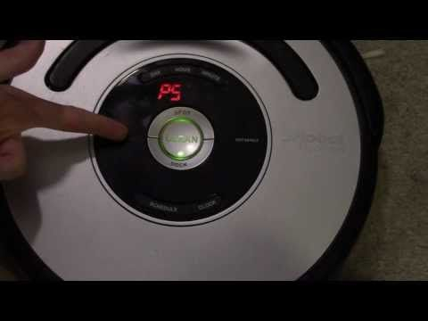 iRobot Roomba 500 Series Testing & Diagnostics YouTube
