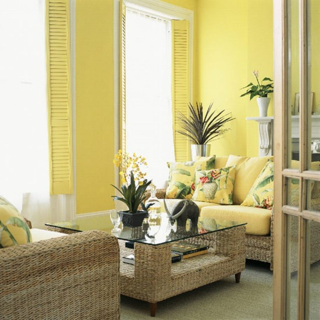 elegant 25 yellow living room decorating ideas that you