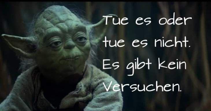 Die 12 Besten Yoda Zitate Aus Star Wars Gallery Image