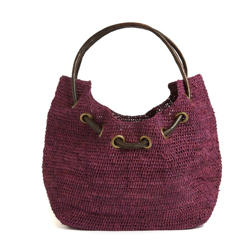Summer crochet bag Complements Pinterest Bolsos, Bolso tejido