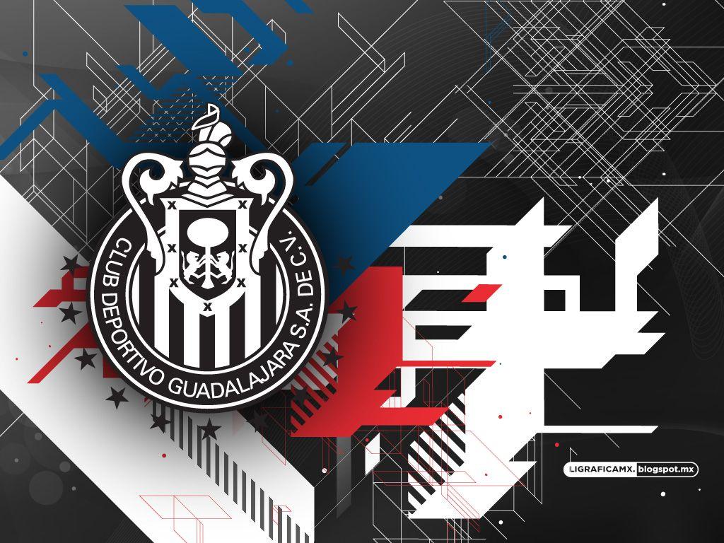 Black Wallpaper Chivas Guadalajara Club Soccer
