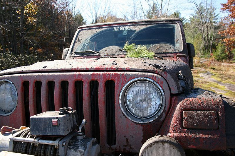 Winches are the lifeblood of your Jeep if you get in a