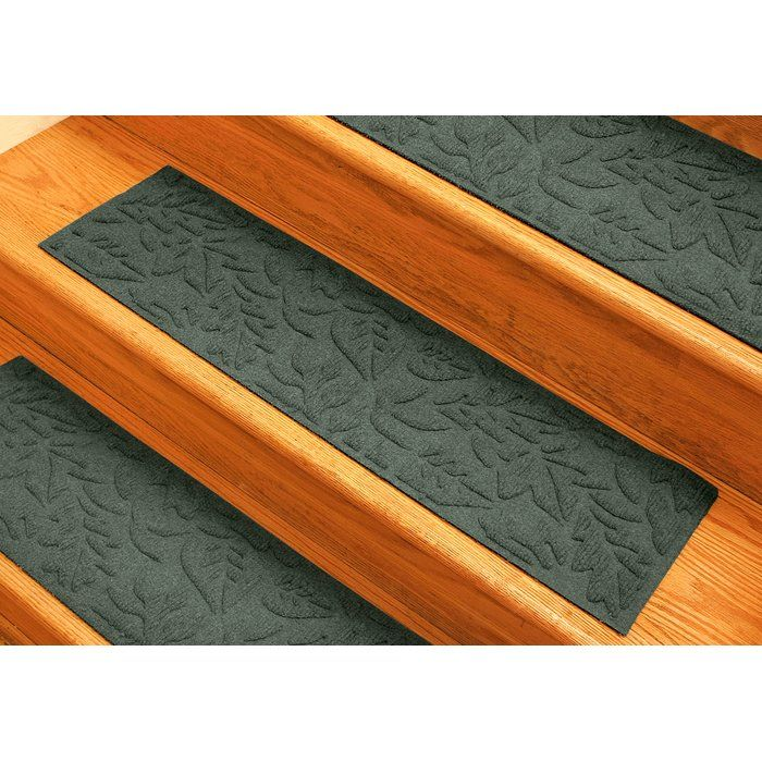 Best Beaupre Evergreen Fall Day Stair Tread Stair Tread Rugs 400 x 300