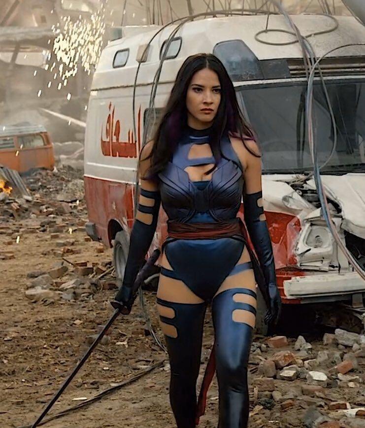 Olivia Munn joins X-Men: Apocalypse cast as Psylocke