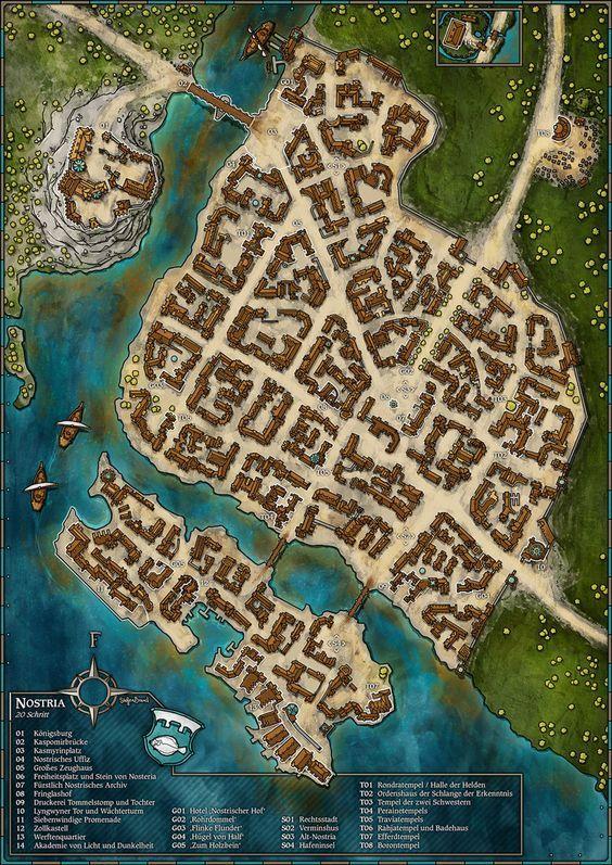Nostria By Steffenbrand In 2019 Kartographie Landkarte Und Karten