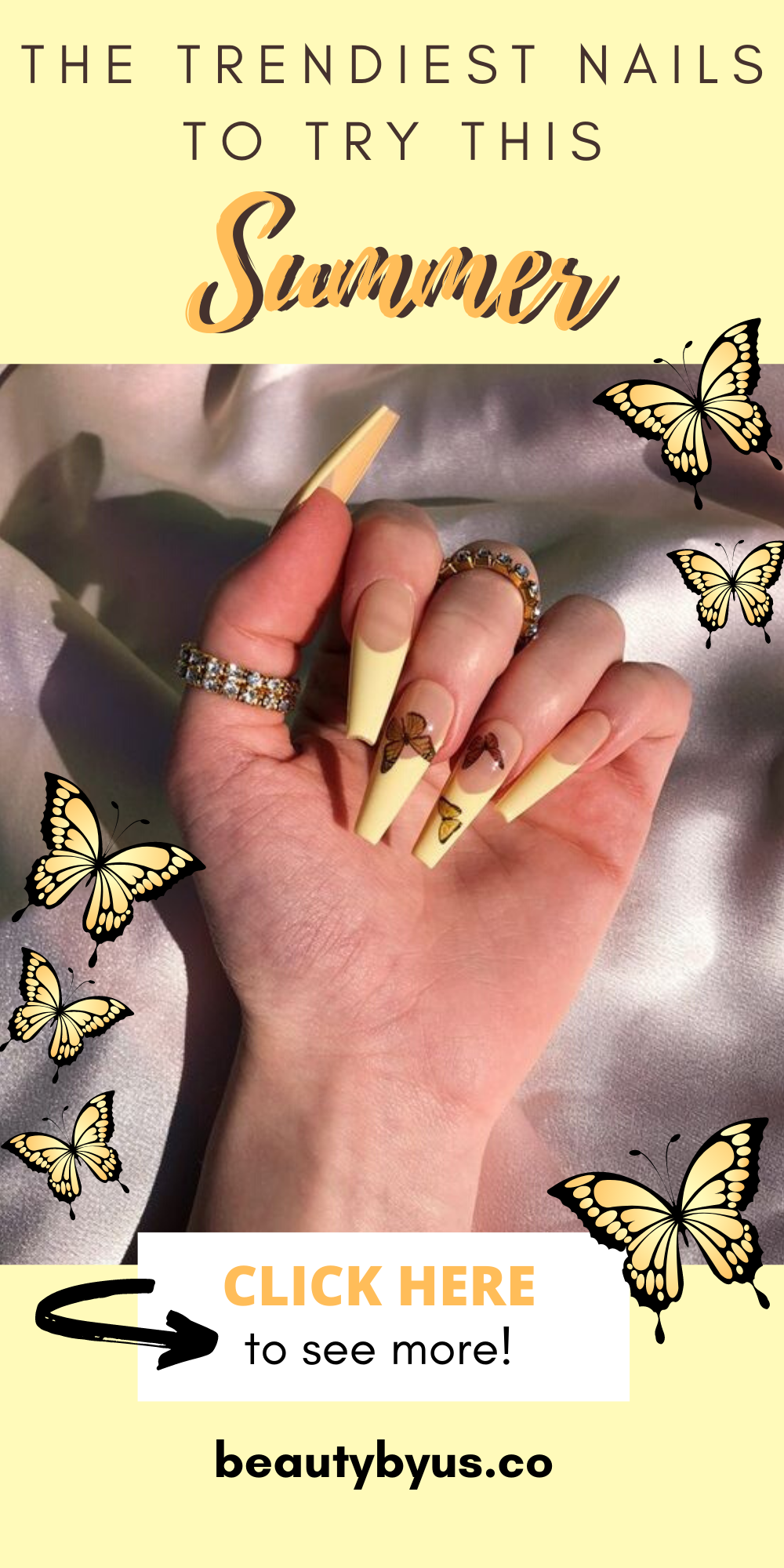 Summer Nails 2020 Color Trends Trending Baddie Nails Gel Acrylic And Natural In 2020 Summer Nails Simple Acrylic Nails Glamour Nails