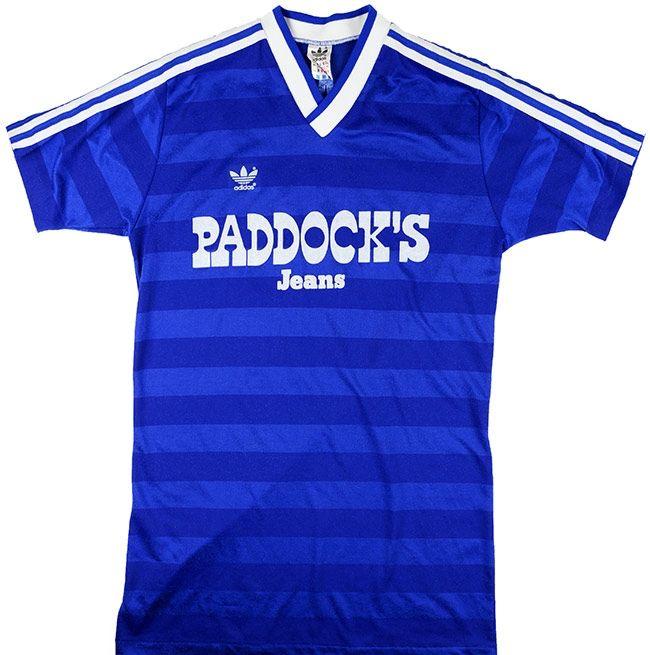 Schalke 85 86 Jersey Bayern Munich Camisetas