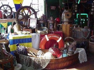 Nautical Antique Warehouse - Homepage - | Antique decor ...