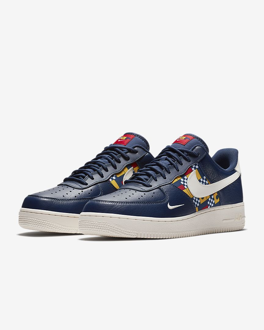best sneakers 4cadb d572a Nike Air Force 1  07 LV8 Men s Shoe