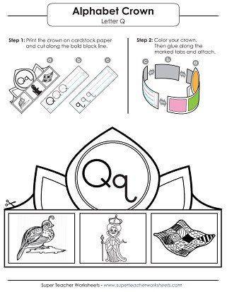 Letter Q Worksheets for Preschool Letter Q Worksheets