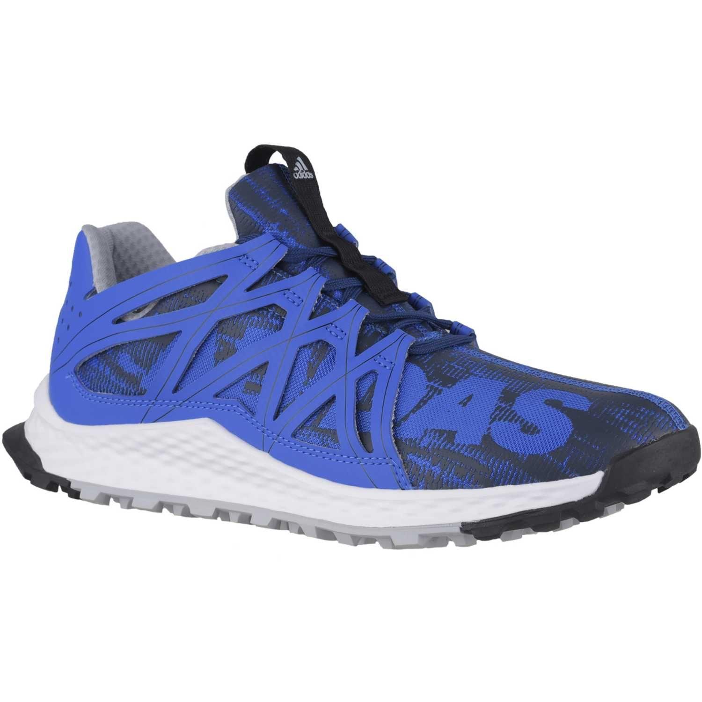 vigor Hombre m Azul bounce Zapatilla de adidas Blanco mNnv80w