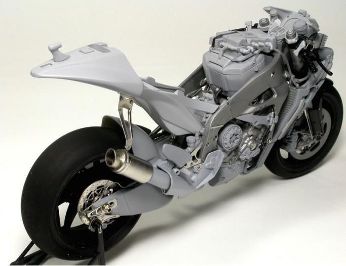 1 12 2008 Yzr M1 Super Detail Set Tamiya Models Motorcycle Model Scale Models