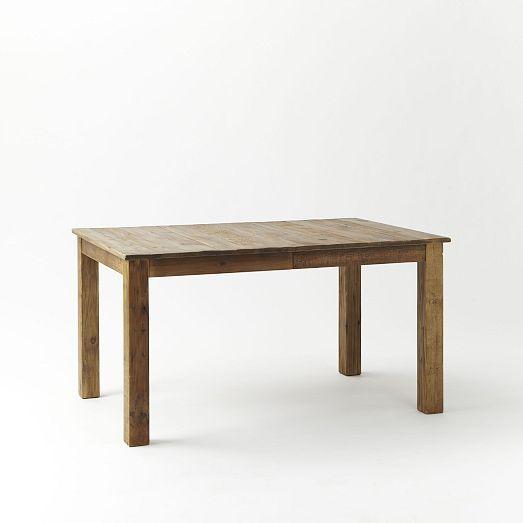 35+ West elm parsons expandable dining table Ideas