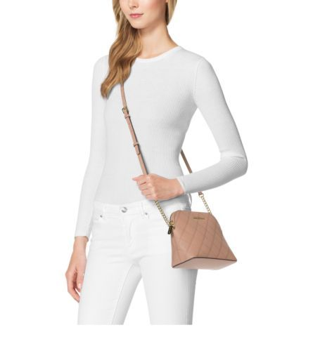 dc9515953690 Cindy Large Saffiano Leather Crossbody | Michael Kors | bags to make ...