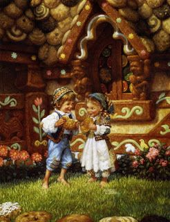 Maravilhosas ilustrações infantis.Scott Gustafson!