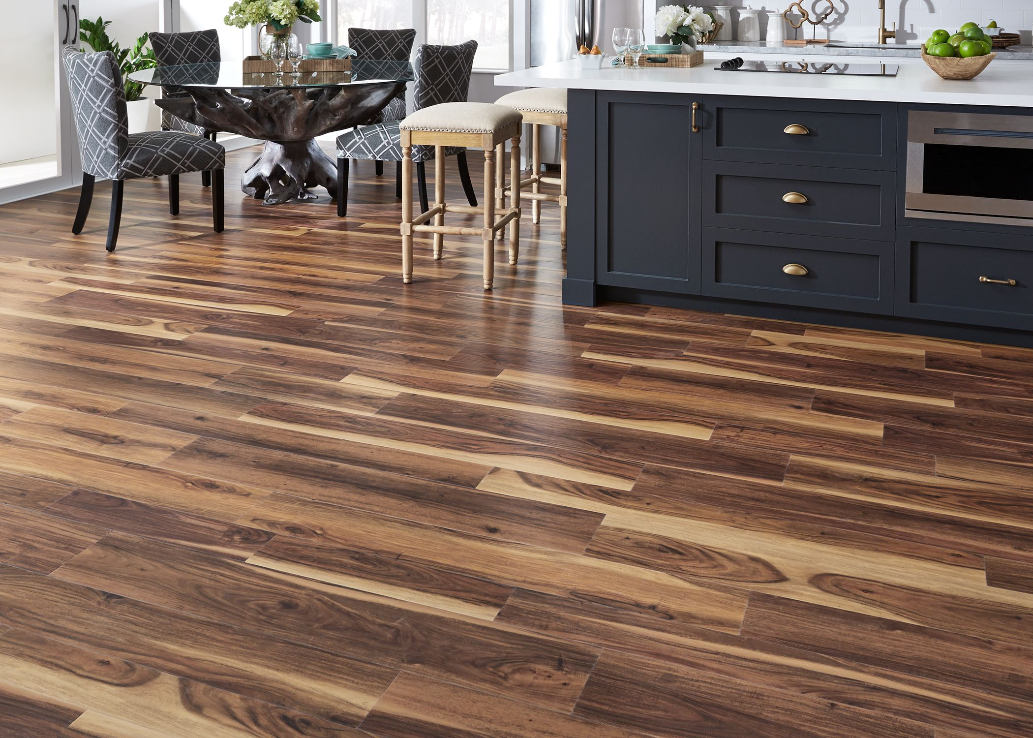 Coreluxe Ultra 8mm Tobacco Road Acacia Evp Acacia Wood Flooring Acacia Hardwood Flooring Engineered Vinyl Plank