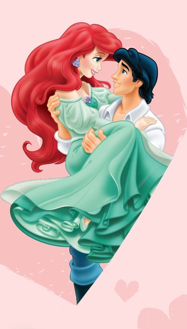 Prince Eric And Princess Ariel Disney Princess Fan Art Disney Princess Art Disney Princess Ariel