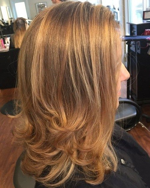 45 Ideas For Light Brown Hair With Highlights And Lowlights Brown