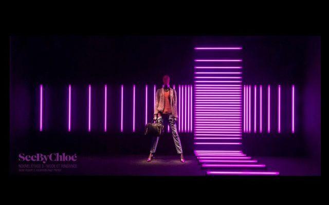 Escaparates iluminados - Decofilia.com
