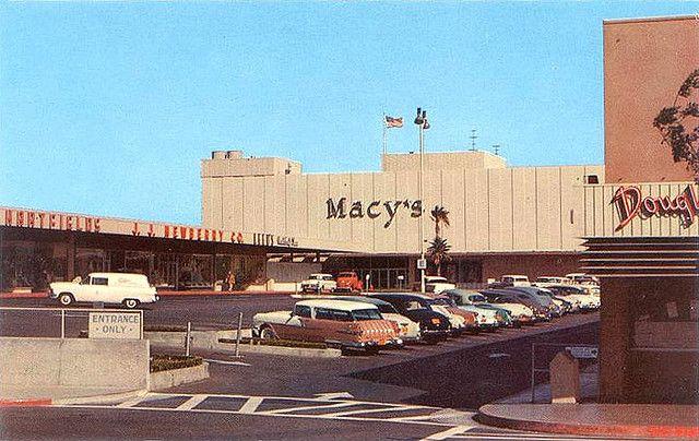 Macy's Hillsdale Shopping Center