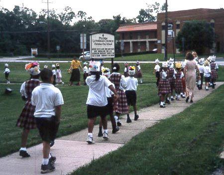 Pilgrim Christian Day School Baltimore Md Prek Grade 5