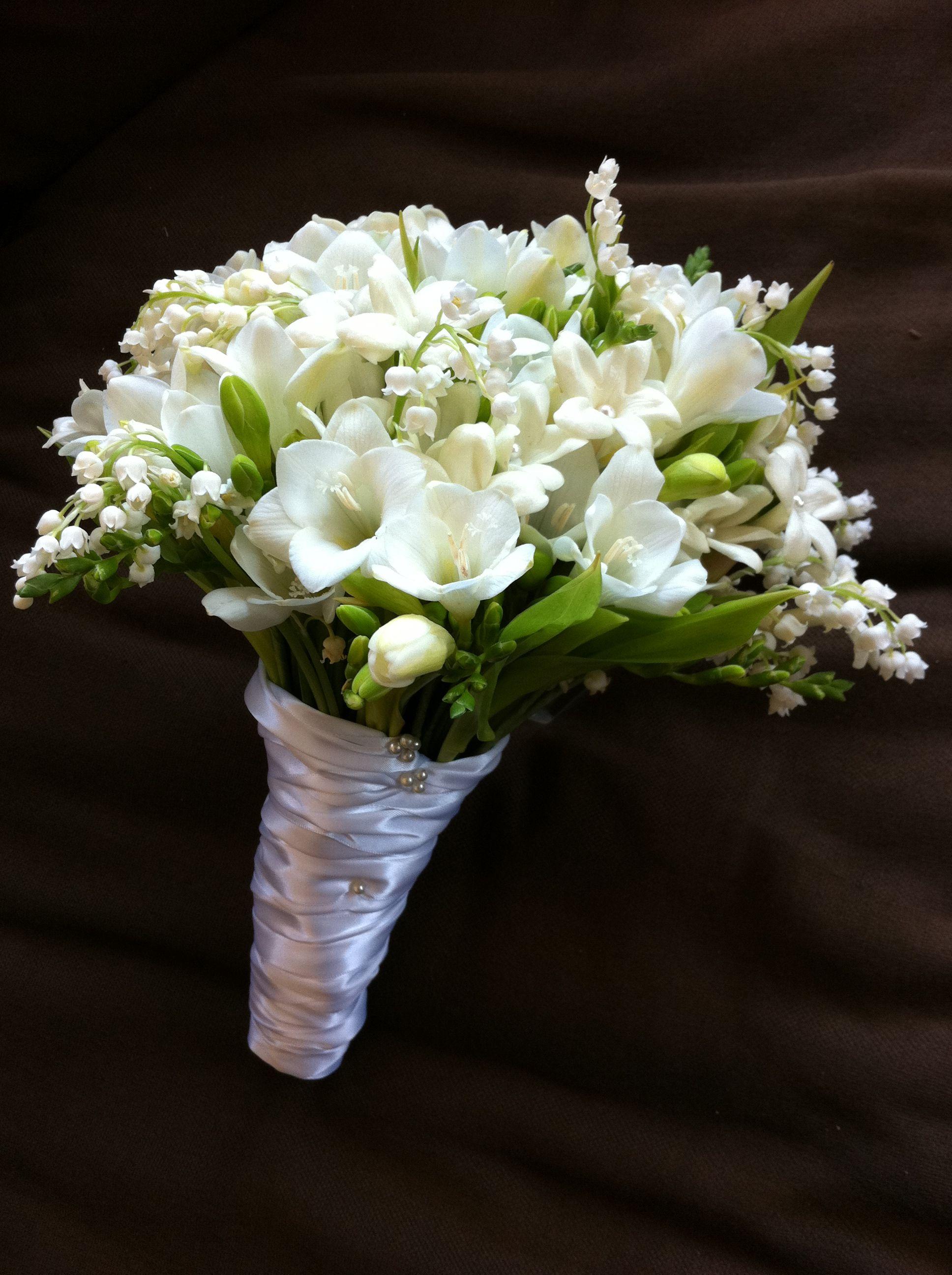 Стефанотис или мадагаскарский жасмин Bride bouquets