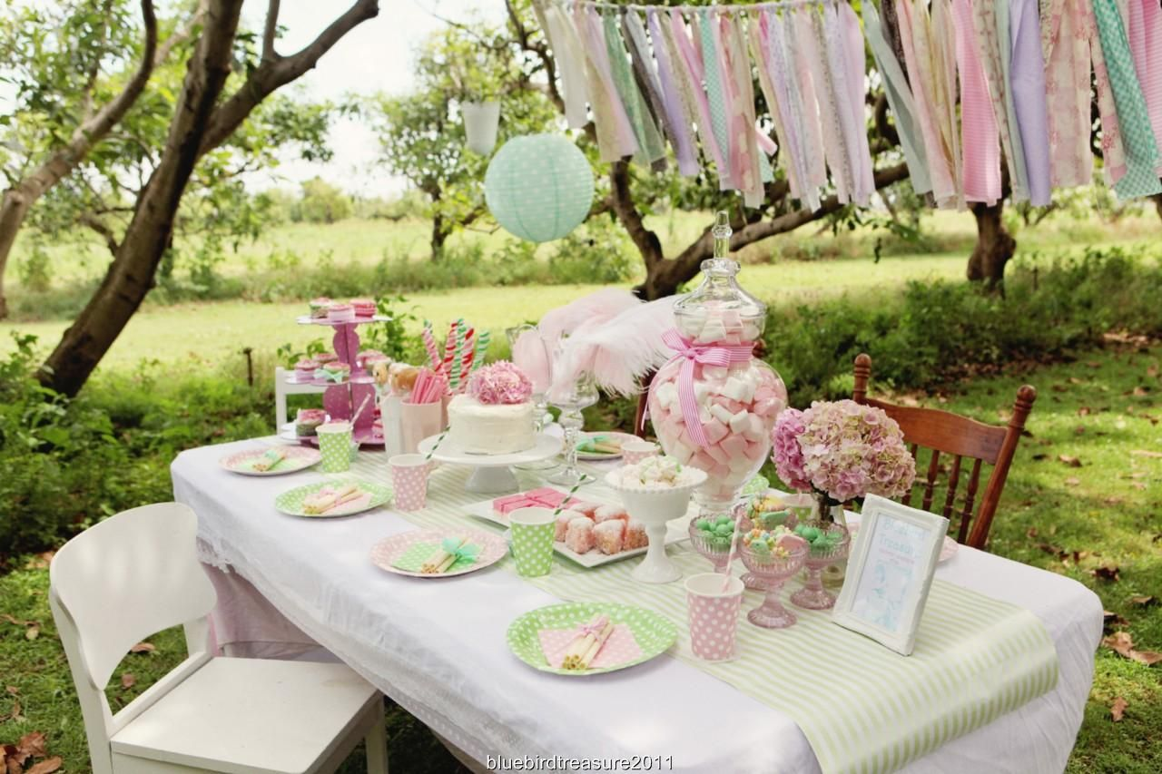 birthday party ideas - Outdoor Party Supplies