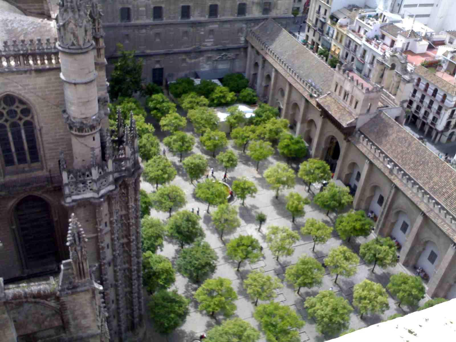 Catedral de Sevilla, siglo XV. el