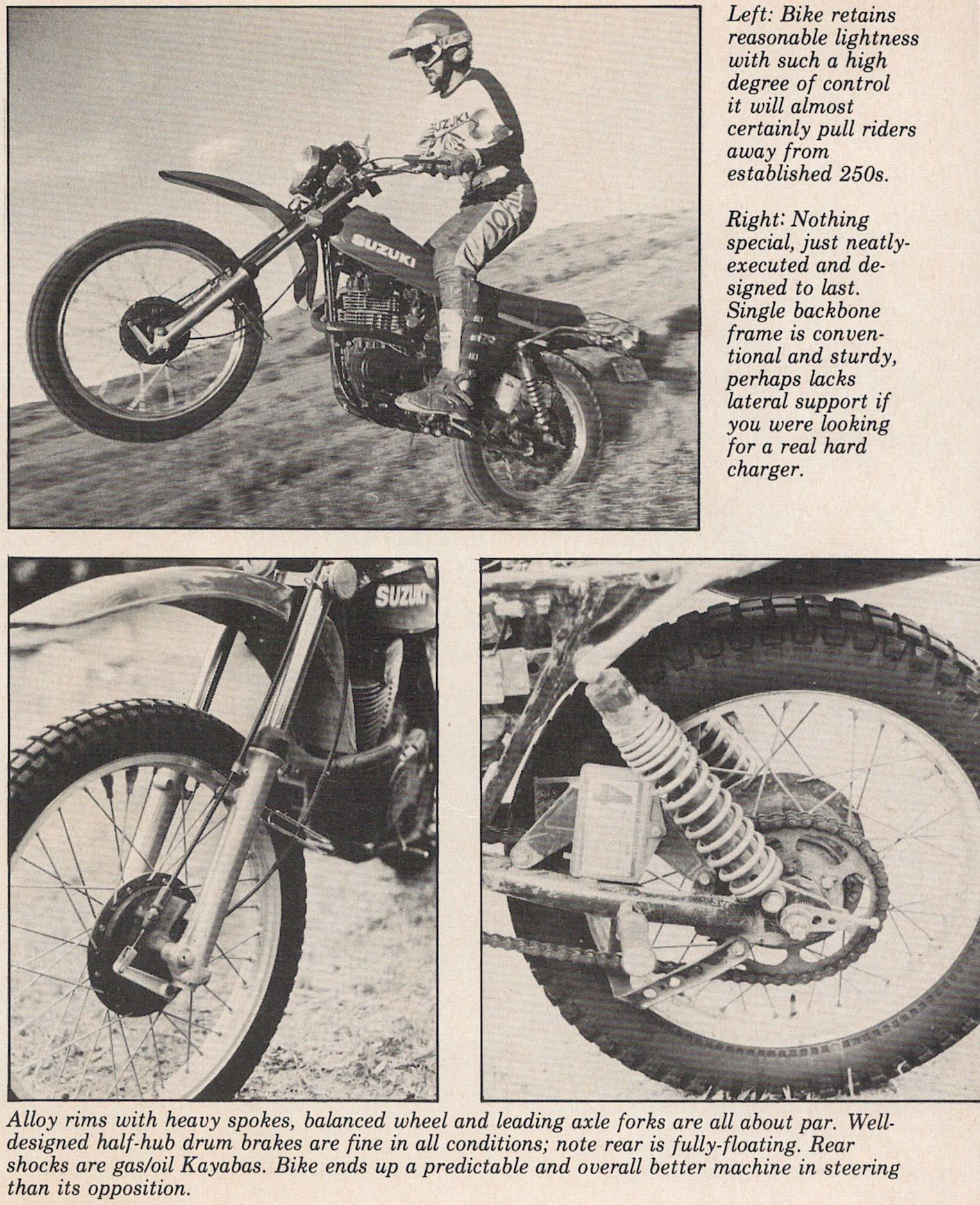 Suzuki sp370 1979 vintage road test article removed from australian suzuki sp370 1979 vintage road test article removed from australian magazine by vintagemotorcyclesoz on etsy fandeluxe Choice Image