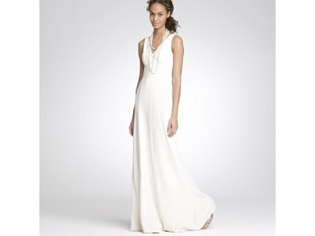 The dress I'll be wearing when Greg and I renew our vows for the third time and for our 10 year anniversary.