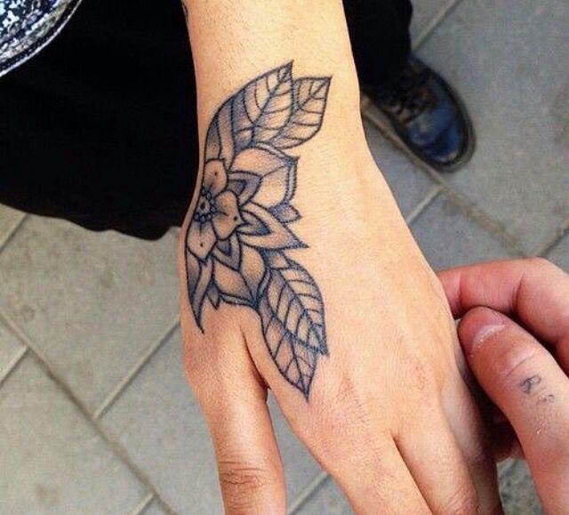 Hand tattoo- Pinterest name~ asheighpaddy