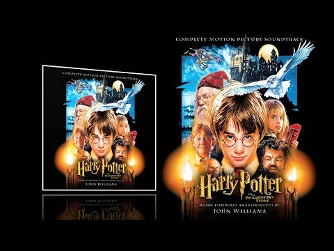 Harry Potter And The Philosopher S Stone 2001 Full Expanded Soundtrack John Williams Youtube Harry Potter Philosophers Stone Soundtrack