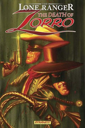 The Lone Ranger Rides again: but only in Dynamite Comics - National Comic Books | Examiner.com