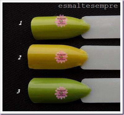 grama-molhada-colorama-sassy-revlon-innocent-sinful-colors-comparação SAM_2719