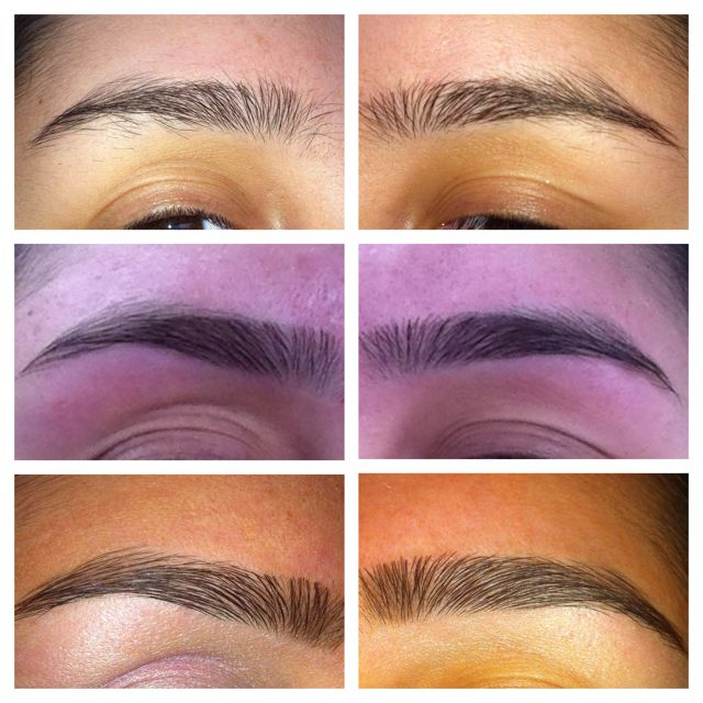 How To Get Nice Eyebrows 1 Grow Them Out 2 Get Them Threaded 3 Fill