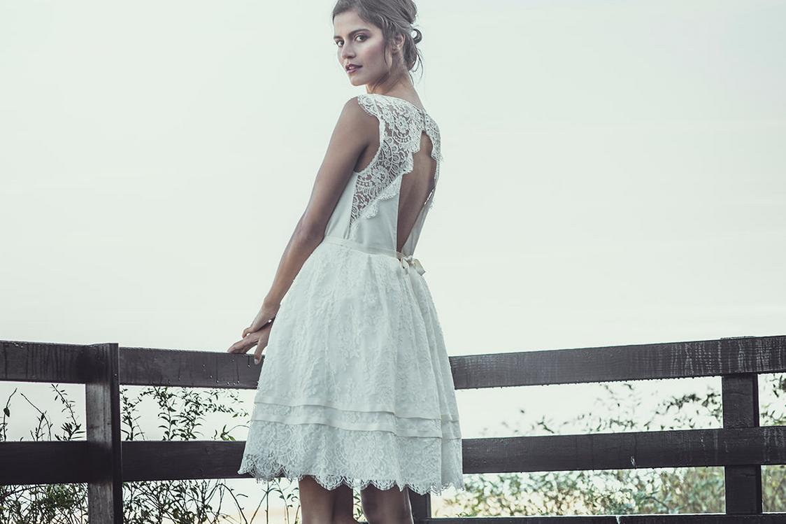 Colección vestidos de novia 2014 by Laure de Sagazan | Presume de ...